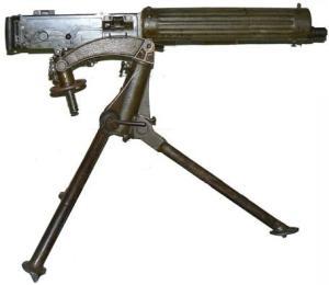 Ametralladora Maxim-Vickers_mk1